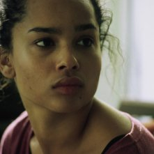 Un'incantevole Zoe Kravitz nel film Yelling to the Sky