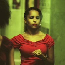 Zoe Kravitz nel film Yelling to the Sky