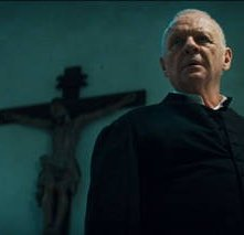 Anthony Hopkins, protagonista del film The Rite