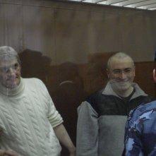 Platon Lebedev, Mikhail Khodorkovsky in una immagine del film Khodorkovsky