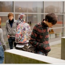 Una scena di Sala samobójców (Suicide Room)
