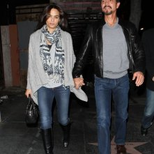 Benjamin Bratt e Talisa Soto vanno a The Montalban theater in Hollywood