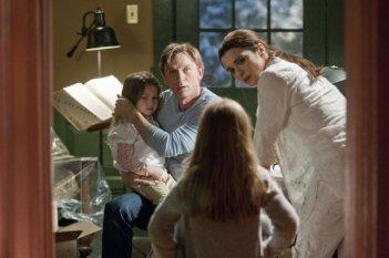 La famiglia di Rachel Weisz e Daniel Craig in Dream House