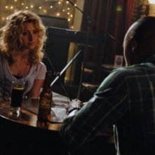 Aly Michalka e Robbie Jones nell'episodio Finish What We Started di Hellcats