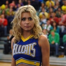 Aly Michalka nell'episodio Papa, Oh Papa di Hellcats