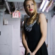 Anna Torv in un momento dell'episodio Concentrate and Ask Again di Fringe