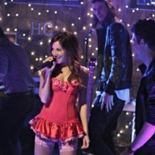 Ashley Tisdale in una scena dell'episodio Worried Baby Blues di Hellcats