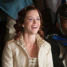 Emily Blunt nel film I fantastici viaggi di Gulliver in 3D