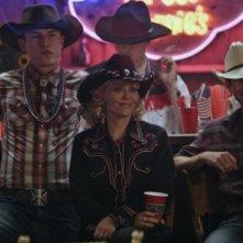 Gail O'Grady nell'episodio Think Twice Before You Go di Hellcats