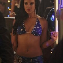Heather Hemmens in una scena dell'episodio Worried Baby Blues di Hellcats