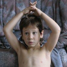 Il piccolo Guillermo Estrella nel dramma Biutiful