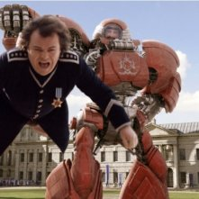 Jack Black nella commedia I fantastici viaggi di Gulliver in 3D