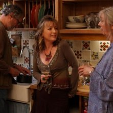 Jim Broadbent, Lesley Manville e Ruth Sheen nel film Another Year