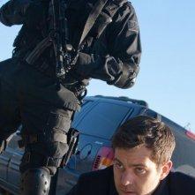 Joshua Jackson nell'episodio Concentrate and Ask Again di Fringe