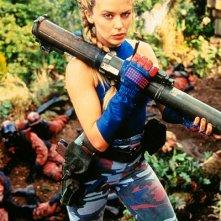 Kylie Minogue in Street fighter