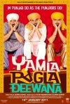 La locandina di Yamla Pagla Deewana
