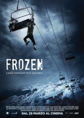Frozen in streaming & download
