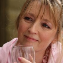 Primo piano di Lesley Manville dal film Another Year