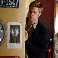 Shaun Sipos nell'episodio Honeymoon Interrupted di Life UneXpected