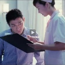 Andy Lau in una scena del film I Know a Woman's Heart