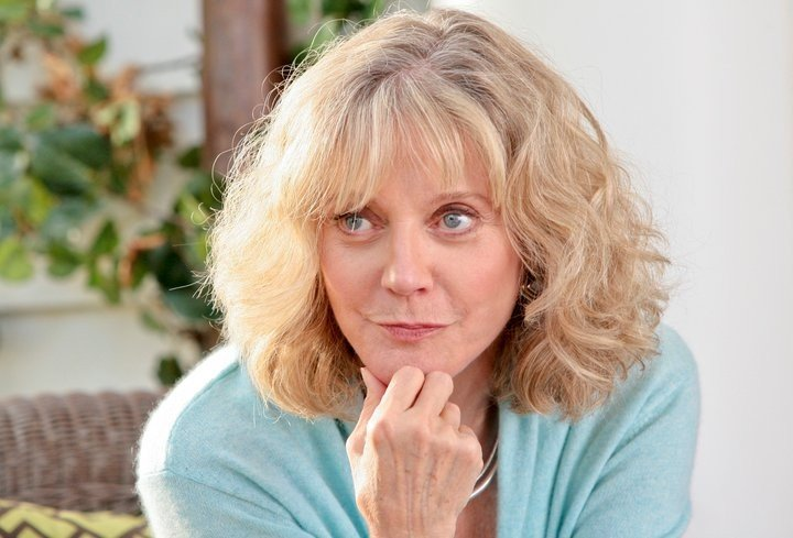 Blythe Danner in una immagine del film Waiting for Forever