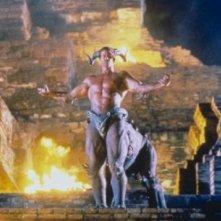 Deron McBee in Mortal Kombat - Distruzione totale