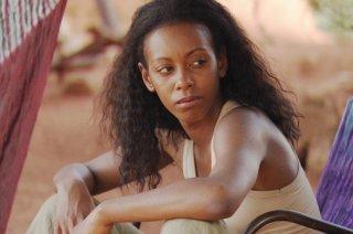 Dorylia Calmel, protagonista del film Notre étrangère