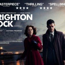 Il poster di Brighton Rock