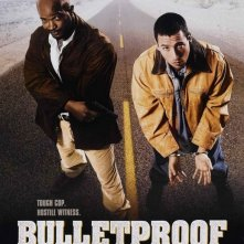 La locandina di Bulletproof