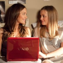 Leighton Meester e Minka Kelly amiche/nemiche nel film The Roommate
