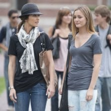 Leighton Meester e Minka Kelly, protagoniste del film The Roommate