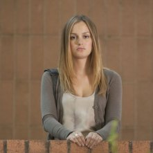 Leighton Meester in una scena del film The Roommate