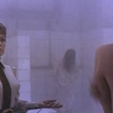 Lilli Palmer in una scena del film Gli orrori del liceo femminile