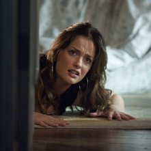 Minka Kelly in una scena del film The Roommate