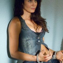Tanit Phoenix in una scena del film Death Race 2