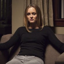 Un'inquietante Leighton Meester nel film The Roommate