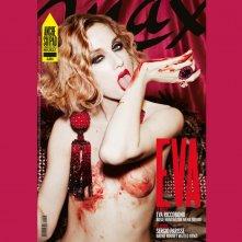 Eva Riccobono sul magazine MAX di Febbraio 2011