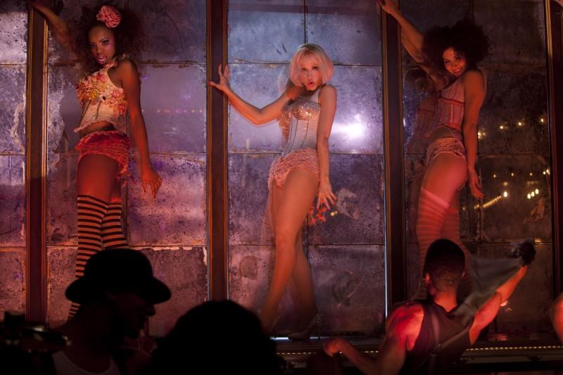 Christina Aguilera Star Al Glitter Nel Film Burlesque 192356