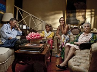 Gianni Di Gregorio con Valeria De Franciscis nel film Gianni e le donne