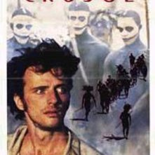 La locandina di Robinson Crusoe - La vera storia