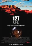 La locandina italiana di 127 ore