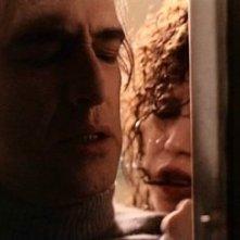 Maria Schneider e Marlon Brando in Ultimo tango a Parigi di Bertolucci