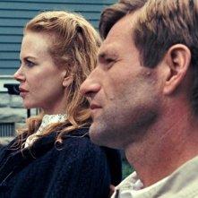 Nicole Kidman e Aaron Eckhart, protagonisti del film Rabbit Hole