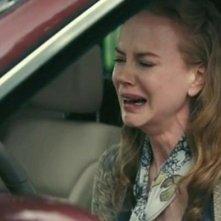 Nicole Kidman in un momento drammatico del film Rabbit Hole