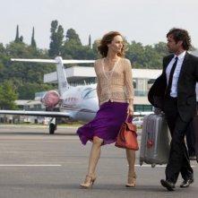 Romain Duris e Vanessa Paradis, protagonisti del romantico Heartbreaker