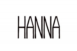 Un logo promozionale del film Hanna