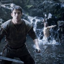 Channing Tatum in una scena del film The Eagle of the Ninth