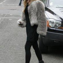 Geri Haliwell passeggia nel centro di Londra