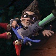 Il valoroso piccolo eroe del film Gnomeo & Juliet