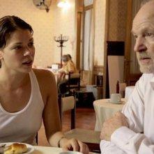 Jessica Schwarz e Michael Gwisdek in una scena del film Das Lied in mir